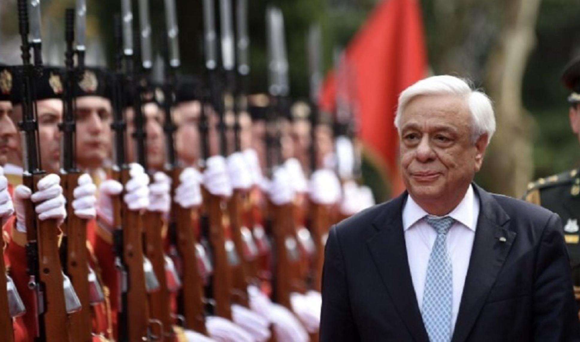 Προκόπης Παυλόπουλος Πρόεδρος της Δημοκρατίας : Άκυρο και θεσμικά ανυπόστατο το μνημόνιο Τουρκίας – Λιβύης