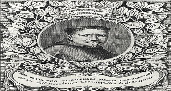Μεγάλα μυαλά: Βιντσέντσο Μαρία Κορονέλλι