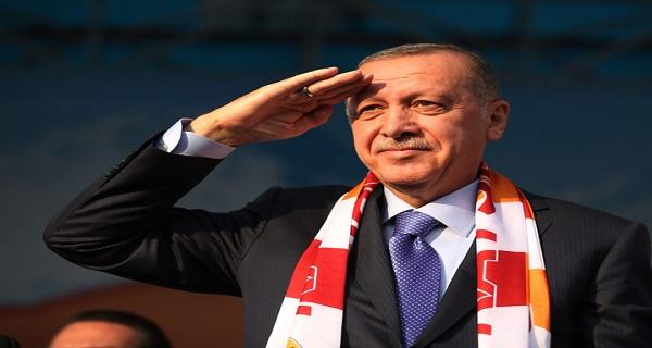 """Έλεος βρε Ερντογάν: """"Και να μου έδιναν το Νόμπελ Ειρήνης δεν θα το έπαιρνα""""!"""