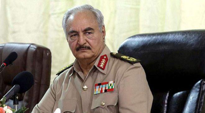 ΕΚΤΑΚΤΟ: Ο Στρατάρχης Χάφταρ έδωσε εντολή στο Λιβυκό Στρατό να καταλάβει την Τρίπολη