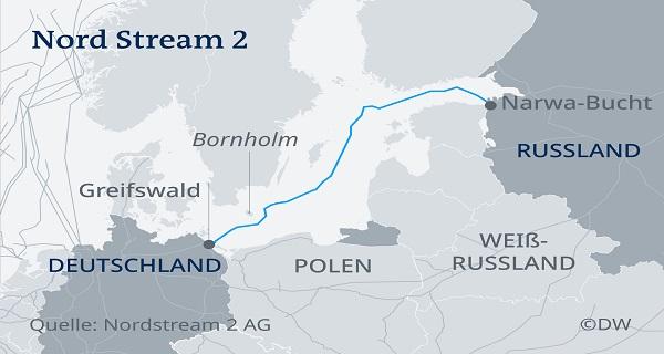North Stream 2: Τι σημαίνουν οι αμερικανικές κυρώσεις;