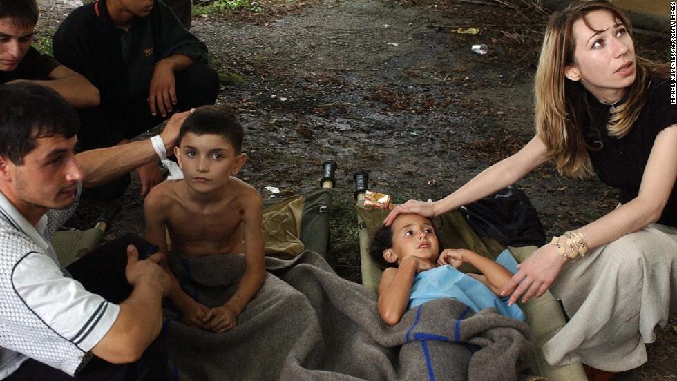 Τρεις σφαίρες στο κεφάλι του Τσετσένου σφαγέα μωρών