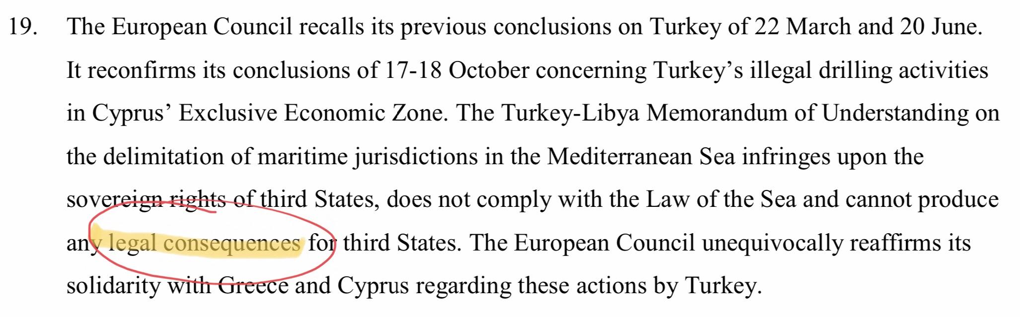 Και όμως, ο Μητσοτάκης κατέγραψε σοβαρή επιτυχία στην σύνοδο κορυφής για τα ελληνοτουρκικά.