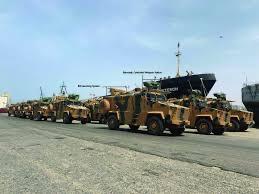 Ξεκίνησε η επίθεση στην Λιβύη!