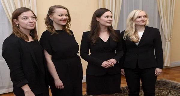 marin women leaders finland