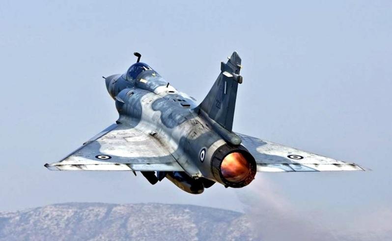 MIRAGE 2000-5 HAF F-16