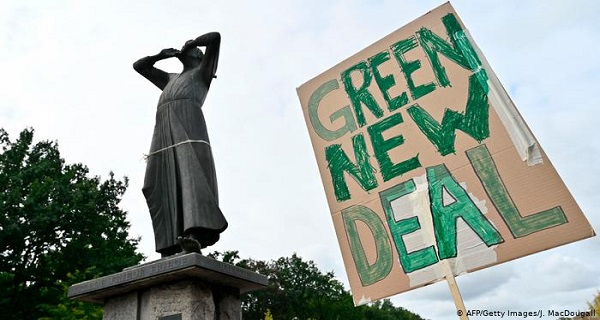 New Green Deal, η μεγαλύτερη πρόκληση της ΕΕ