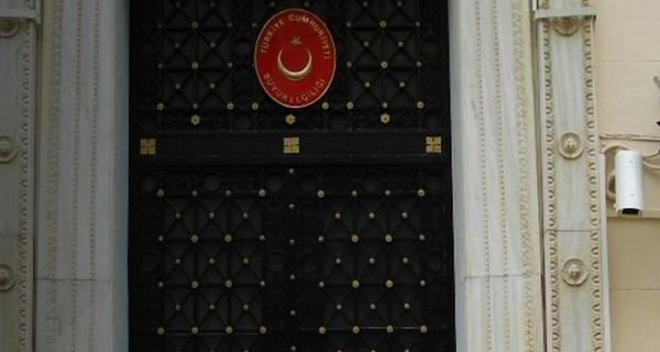 """Παραλήρημα από τον Τούρκο Πρέσβη: """"Πρέπει να μας αντιμετωπίζετε ως γείτονες, όχι ως αντιπάλους"""""""