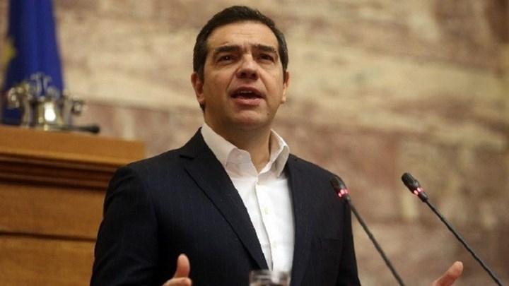 Η ανακοίνωση του Αλέξη Τσίπρα που οδήγησε την κυβέρνηση να ζητήσει την σύγκληση της συνόδου Υπουργών εξωτερικών και άμυνας της ευρωπαϊκής ένωσης.