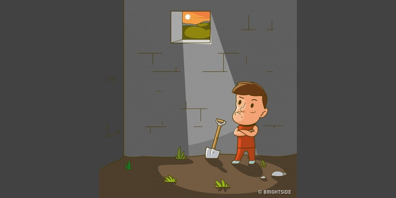 Γρίφος: Μπορείς να βρεις το πως θα αποδράσει αυτός ο κρατούμενος;