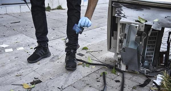 Νέα ανατίναξη ΑΤΜ -Αυτή τη φορά στην Αργυρούπολη
