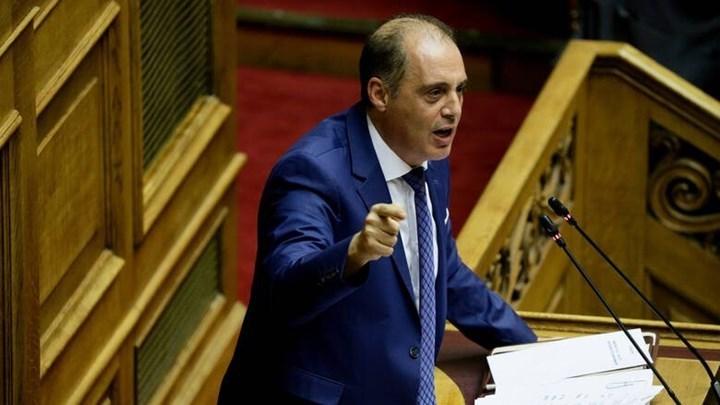 Βελόπουλος. Με βάση το πρωτόκολλο ο Πρόεδρος της Δημοκρατίας πρέπει να πηγαίνει μία φορά τον χρόνο στο Άγιον Όρος.
