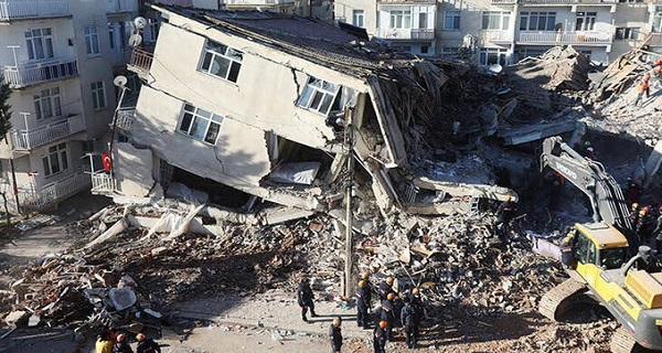 Σεισμός στην Τουρκία: Ολοκληρώνεται η επιχείρηση διάσωσης – 38 οι νεκροί