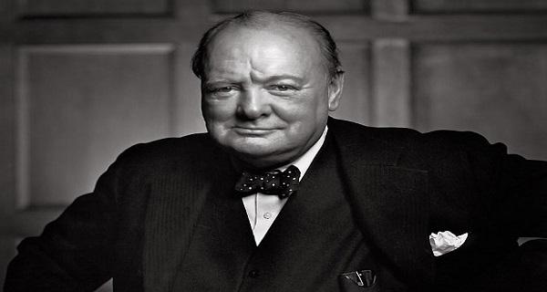 Ο «πατέρας της νίκης»,  Γουίνστον Τσόρτσιλ