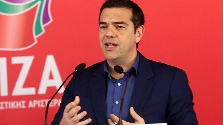 Ομόφωνη ψήφιση των προτάσεων Τσίπρα για τον Οδικό Χάρτη προς το Συνέδριο.