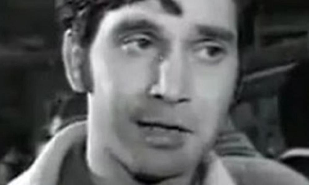 Έφυγε από τη ζωή ο αγαπημένος ηθοποιός Βαγγέλης Πλοιός.