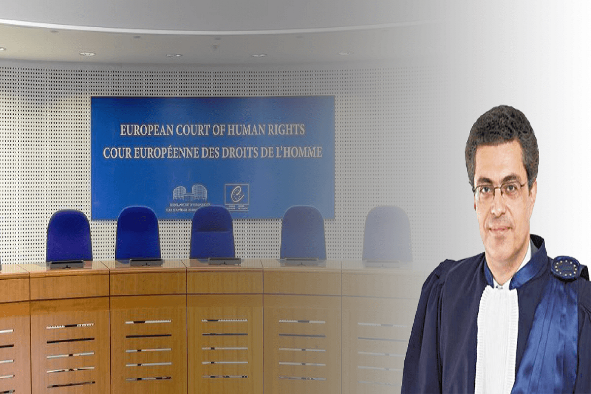 Ο πρόεδρος του Ευρωπαϊκού Δικαστηρίου Δικαιωμάτων του Ανθρώπου ο Λίνος-Αλέξανδρος Σισιλιάνος
