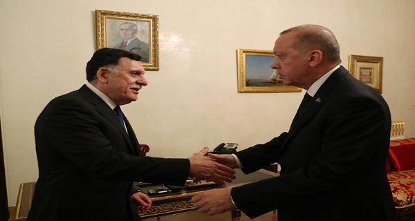 Παγκράτι-Κολιάτσου έχει κάνει το Λιβύη-Τουρκία ο Σάρατζ