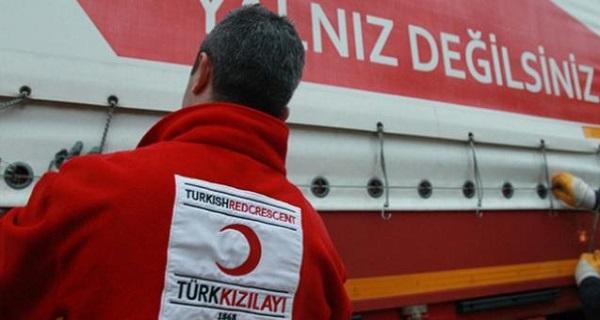 """Τούρκοι σε όλη την Επικράτεια με στολές της """"Ερυθράς Ημισελήνου"""""""
