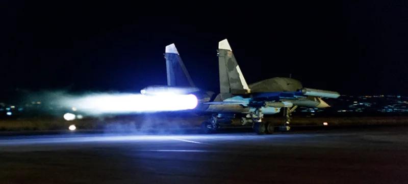 Τώρα – αερομαχίες τουρκικών F16 με ρωσικά Σουχόι στα συροτουρκικά σύνορα!