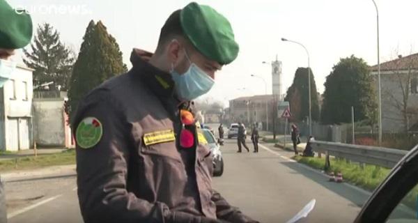 COVID-19: 11 νεκροί και περισσότερα από 320 κρούσματα στην Ιταλία (βίντεο)
