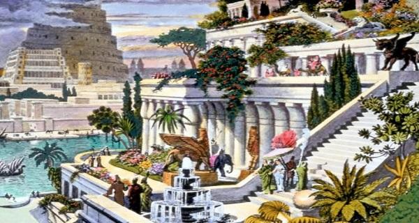 Υπήρχαν στ' αλήθεια οι Κρεμαστοί Κήποι Της Βαβυλώνας; (βίντεο)