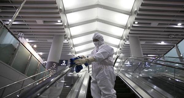 Η παγκοσμιοποίηση των μικροβίων…