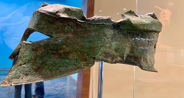 perikefalaia miltiadi museum olympia