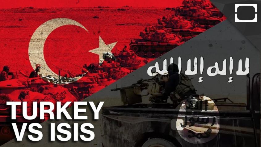 TURKEY IS DAESH IS ISIS
