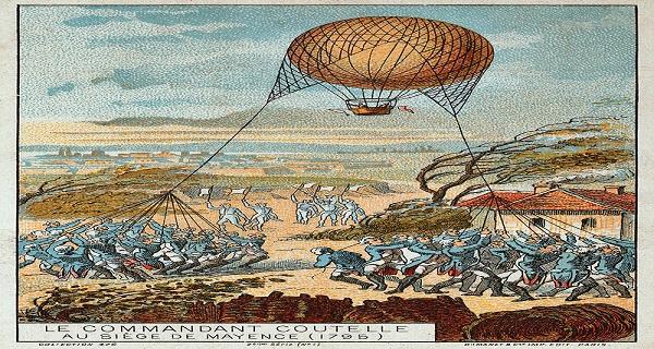 Ποια ήταν πρώτη πολεμική αεροπορία του κόσμου;
