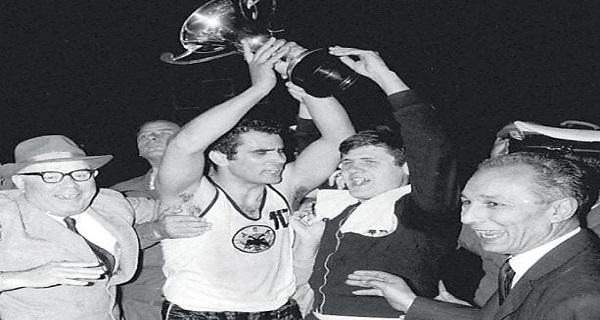 """Η πρώτη ευρωπαϊκή κούπα του ελληνικού μπάσκετ ήταν """"κιτρινόμαυρη""""!"""