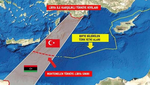Τουρκική άσκηση νότια της Κρήτης