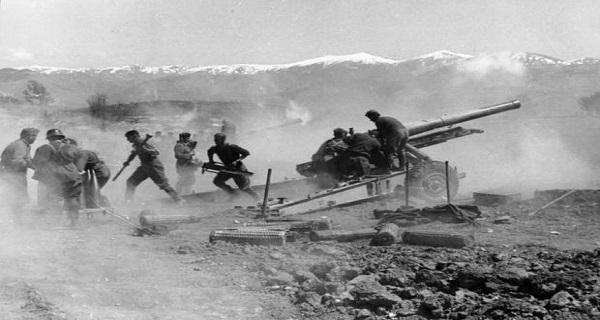 6 Απριλίου 1941: Η ναζιστική Γερμανία επιτίθεται στην Ελλάδα