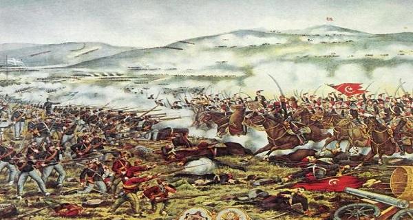 5 Απριλίου 1897: Ο Σουλτάνος Αμπντούλ Χαμίτ κηρύττει τον πόλεμο κατά της Ελλάδας