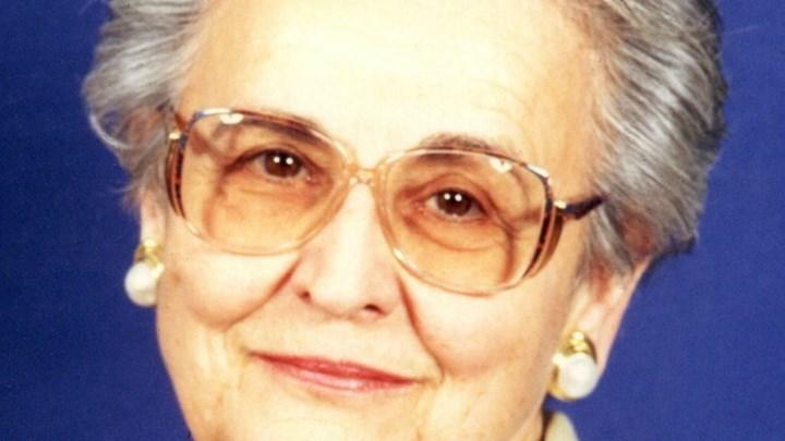 Έφυγε από την ζωή η Καίτη Κυριακοπούλου. Ήταν γνωστή για το σημαντικό φιλανθρωπικό της έργο.