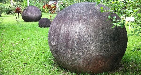 Οι μυστηριώδεις σφαίρες της Κόστα Ρίκα (βίντεο)