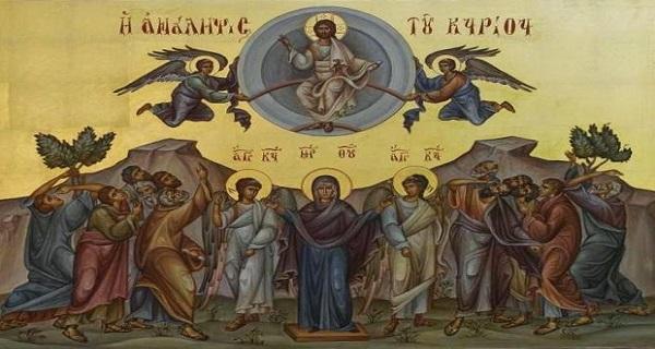 Η Ανάληψη του Χριστού και η ανάληψη των ανθρώπων