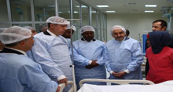 Συγκλονιστικά στοιχεία για την επιβαρυμένη υγεία του Ερντογάν