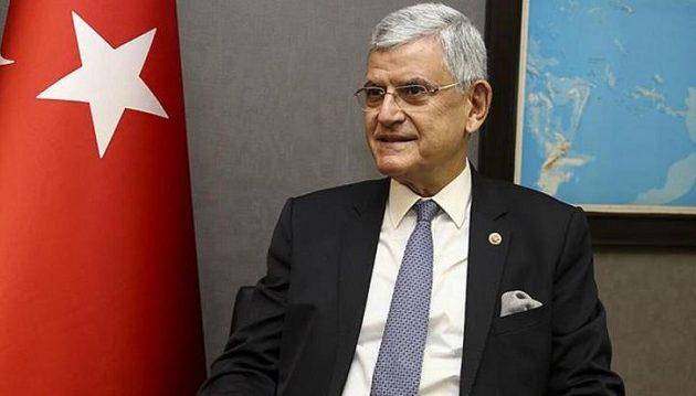 Εθνική ήττα η εκλογή του Τούρκου Βολκάν Μποζκίρ στην προεδρία της Γενικής Συνέλευσης του ΟΗΕ.