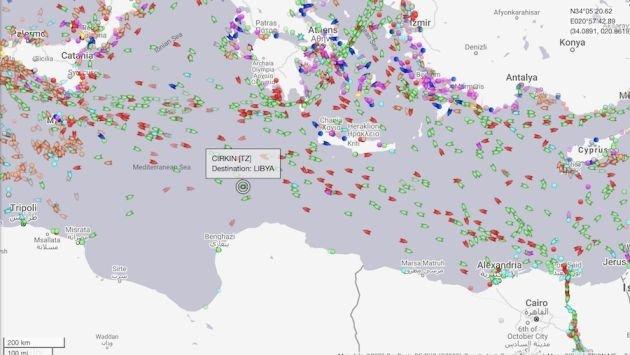Με τουρκική υποστήριξη σπάνε το εμπάργκο όπλων στη Λιβύη! Τι συνέβη με ελληνικό στρατιωτικό ελικόπτερο.