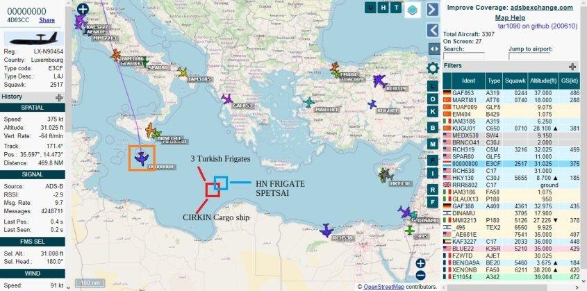 ΤΩΡΑ: Εμπλοκή του ΝΑΤΟ στο ελληνοτουρκικό επεισόδιο στη Λιβύη!