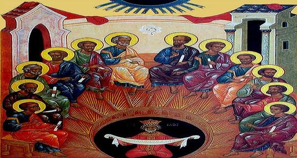 Κυριακή της Πεντηκοστής- Η γενέθλια ημέρα της Εκκλησίας