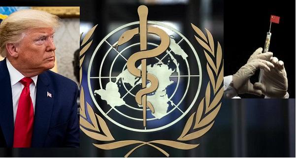 """Η Κίνα έτοιμη να """"πυροβολήσει"""" τον Τραμπ μέσω ΠΟΥ με όπλο το εμβόλιο κατά το κορονοϊού!"""