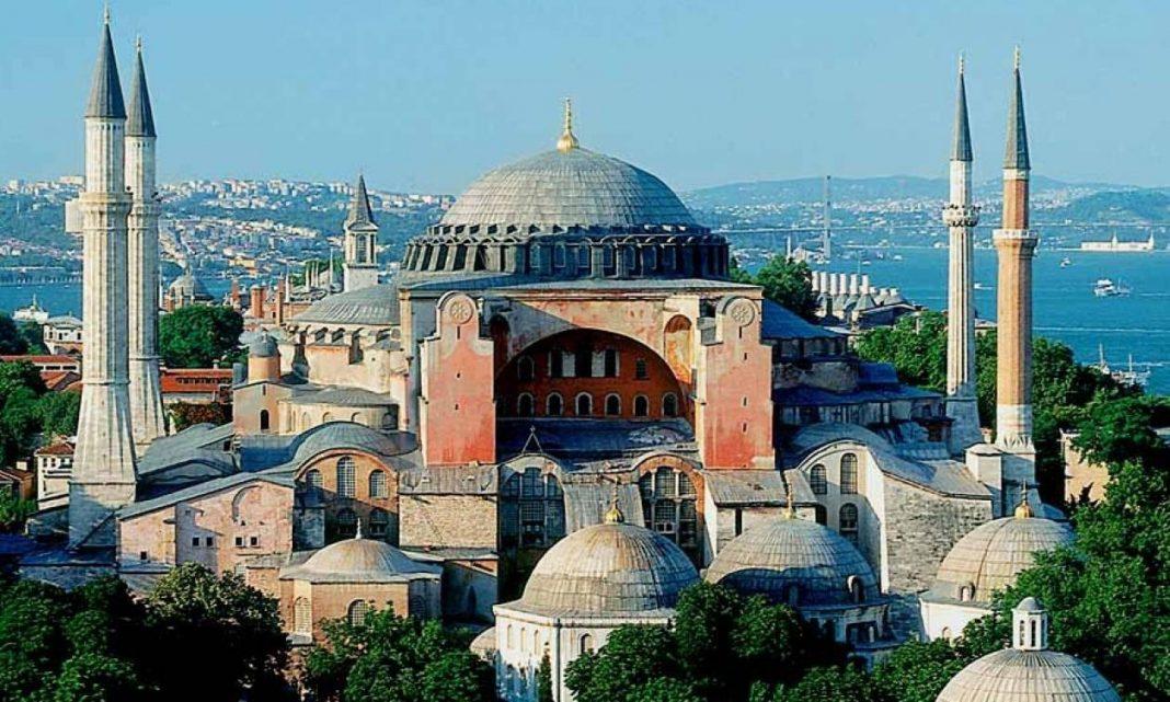 Με την Αγία Σοφία η Τουρκια έκανε το πρωτο βήμα αμφισβήτησης της υπογραφής του Κεμαλ. Τι θα ακολουθήσει; #hagiasophia