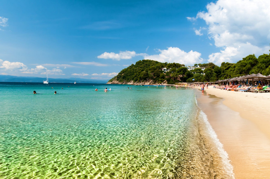 Πόσο όμορφη είναι η Ελλάδα μας. Δέκα από τις ομορφότερες ελληνικές παραλίες.