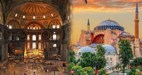 Η προφητεία του Μωαμεθ για την Κωσταντινούπολη και την Αγία Σοφία – Ένας ιμάμης τη θυμίζει στον Ερντογάν! (βίντεο)