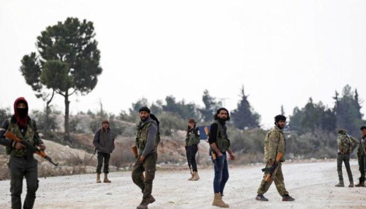 نقل-مقاتلين-سوريين-الي-ليبيا7-750x430