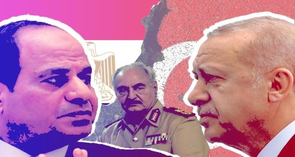 Τύμπανα πολέμου στην Λιβύη: Μια ανάσα πριν την σύρραξη Αίγυπτος – Τουρκία