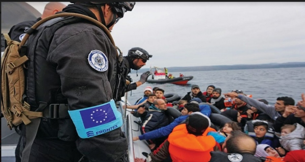 «Κατοχική δύναμη» στο Αιγαίο οι Γερμανοί, ΝΑΤΟ, Frontex!