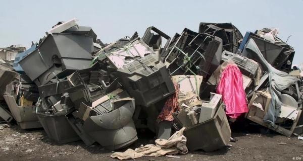 17 κιλά ηλεκτρονικά απόβλητα ανά Έλληνα